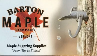Barton Maple Company